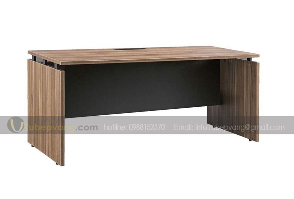 bộ bàn làm việc gỗ mfc