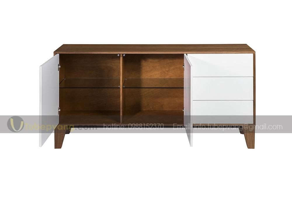 tủ hồ sơ thấp gỗ mfc
